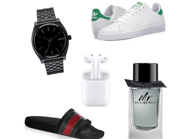 Friday Five // Father's Day Gift Guide