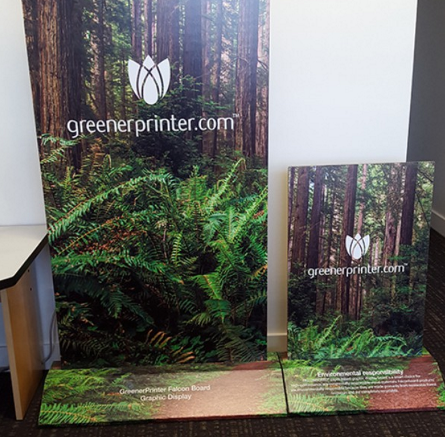 Greenerprinter.com  uses soy and eco based inks