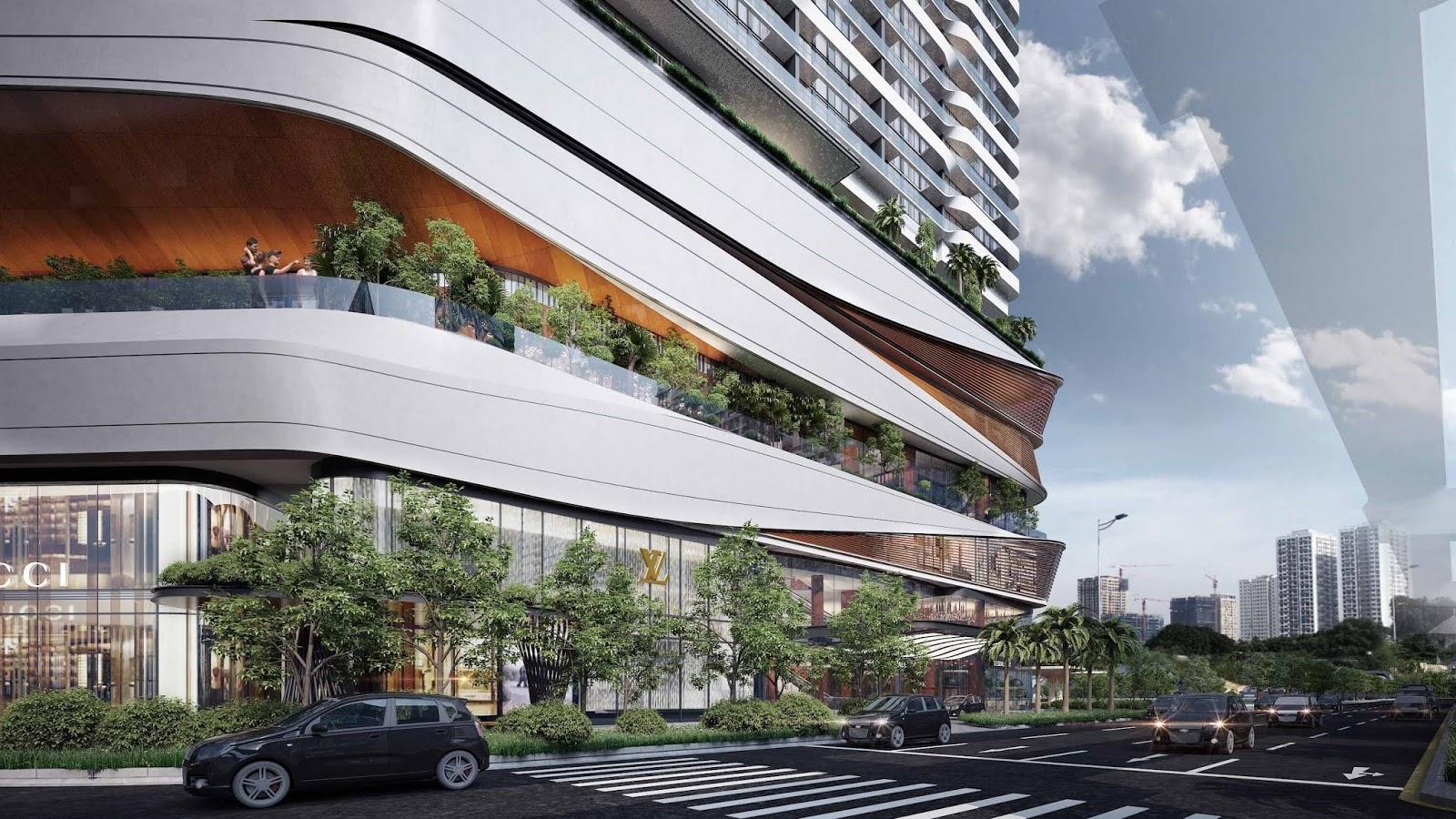 Ưu điểm nổi bật duy nhất có tại dự án chung cư Han Jardin Ngoại Giao Đoàn