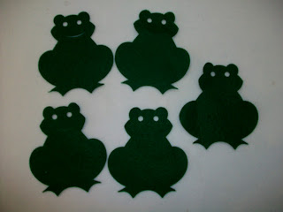 Story of the 5 frogs
