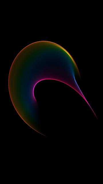 Cầu vòng đầy sắc màu (Tiết kiệm pin cho màn hình AMOLED)