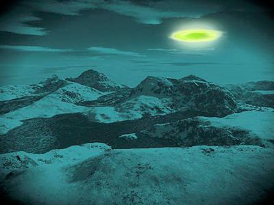 Argentinean Antarctic UFO Sighting – 50th Anniversary