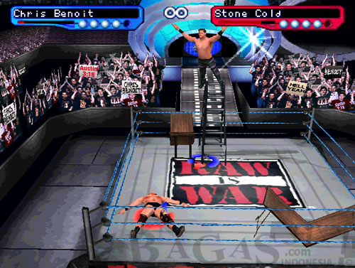 Smackdown WWE Raw Ultimate Impact 2.0 (RIP) 2