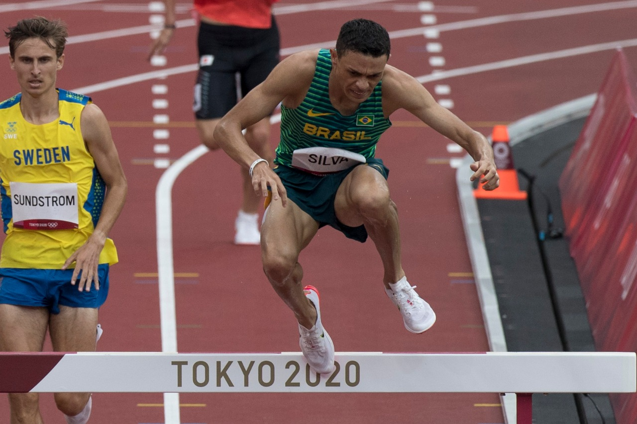 Brasil atletismo Tóquio