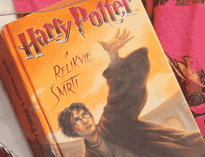 summary of harry potter and the deathly hallows book