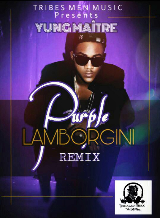 Tenor Just Got Served Purple Lamborghini By Yung Maitre