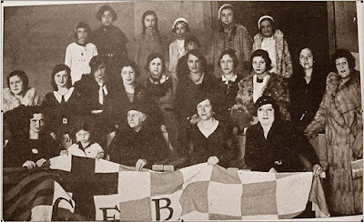 Sección Femenina del Club Ajedrez Barcelona en 1933