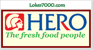 Loker PT Hero SUpermarket, Tbk Cibitung via email