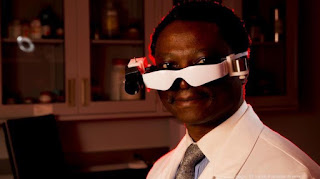 Nigerian Radiologist Invented High-Tech Infrared Goggles Which Helps Surgeons See Cancer Cells During Surgery