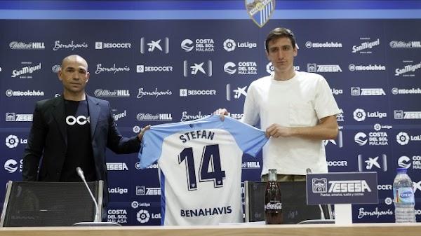 """Scepovic: """"El Málaga es un club grande y nunca va a dejar de serlo"""""""