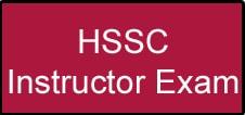 HSSC Instructor Result