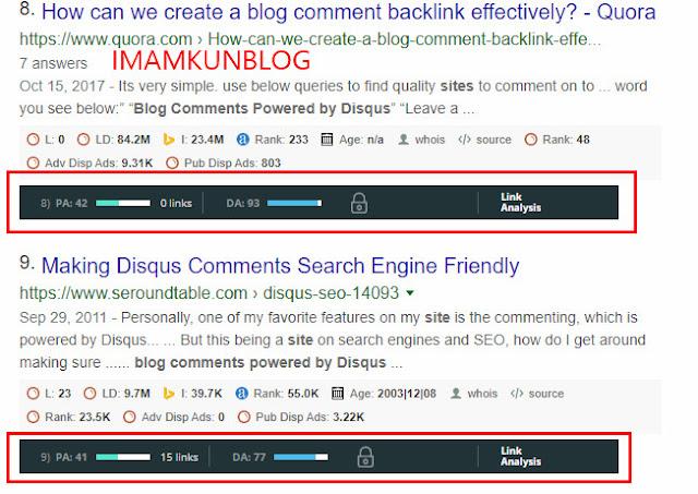 Cara Mendapatkan Backlinks Dofollow Edu dan Gov Gratis