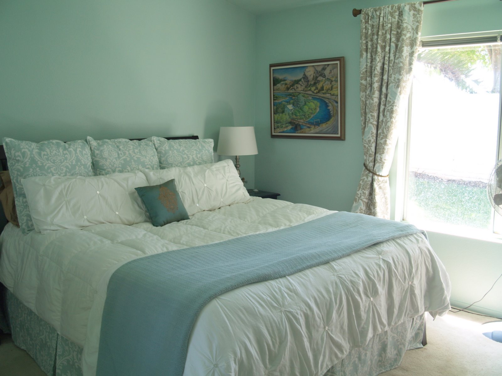 Charming Cozy Cottage Master Bedroom Before Amp After Phase 1