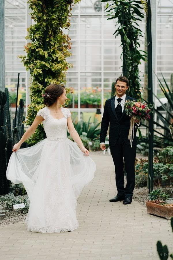 lietus kāzās