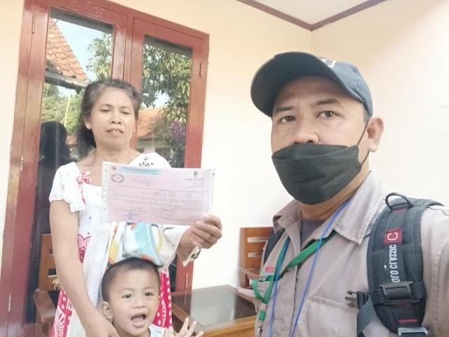 Lovita : Lika-Liku Petugas P3DW Penelusur KTMDU Subang