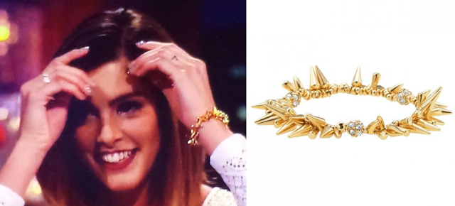 Stella & Dot Renegade Bracelet as seen on The Bachelor Women Tell All