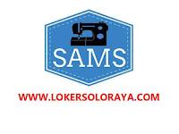 Loker Karanganyar Driver di PT Sion Alexanders Mitra Sukses (SAMS Machinery)