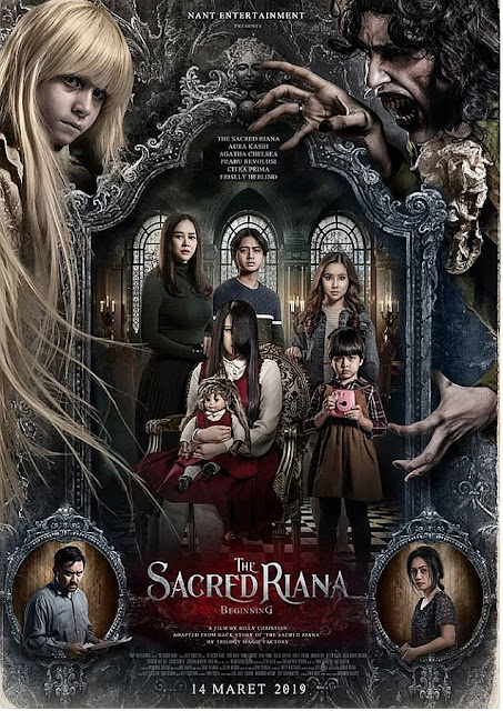 Sinopsis Film Horror The Sacred Riana: Beginning (2019)