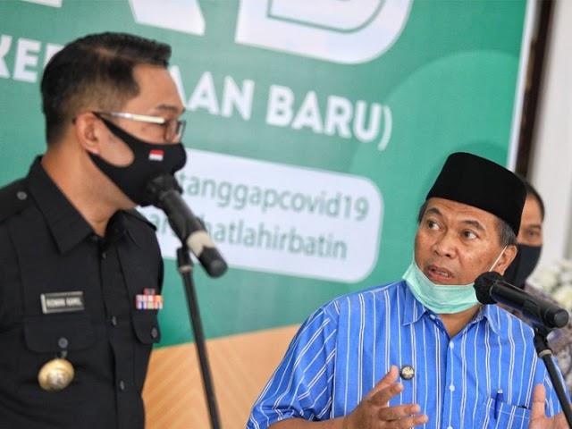 Cegah Penyebaran Corona, PSBM Akan Diberlakukan di Kawasan Secapa TNI AD - Hegarmanah Bandung