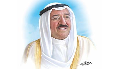 العالم ينعى أمير الكويت - رحيل أمير الكويت - وفاة أمير الكويت