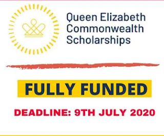 Queen Elizabeth Commonwealth Scholarships 2021 (Fully ...