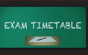 5,8,10,11,12th Public Examination 2020 Time Table in Single Page - Download And Use