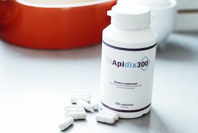 Triapidix300 opinie mocny naturalny spalacz tłuszczu