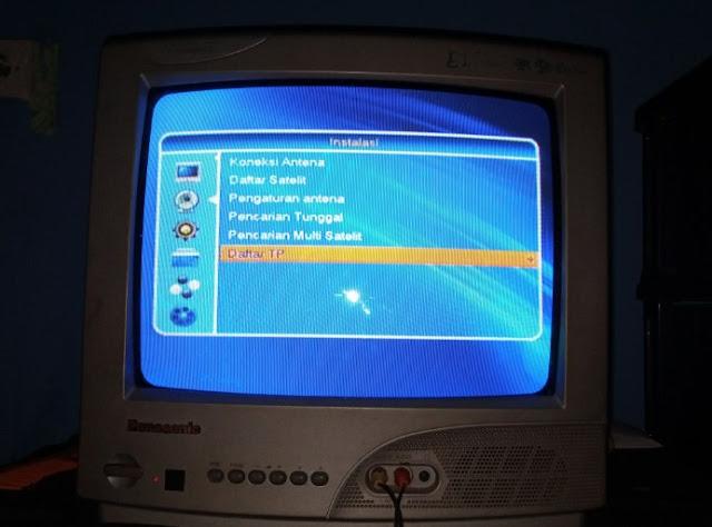 Cara Mendapatkan Channel Indosiar SCTV TV one Telkom 4 Yang Hilang / No Signal Receiver Matrix Parabola Jaring LNB C-Band Dari Palapa D Ke Telkom C2/4 Juli 2020