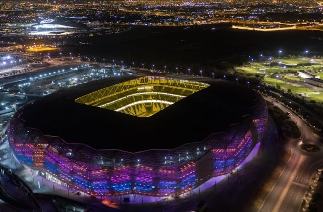 Here are five key facts about Education City Stadium