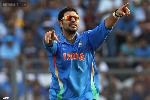 Popular Indian Batsman Yuvraj Singh HD