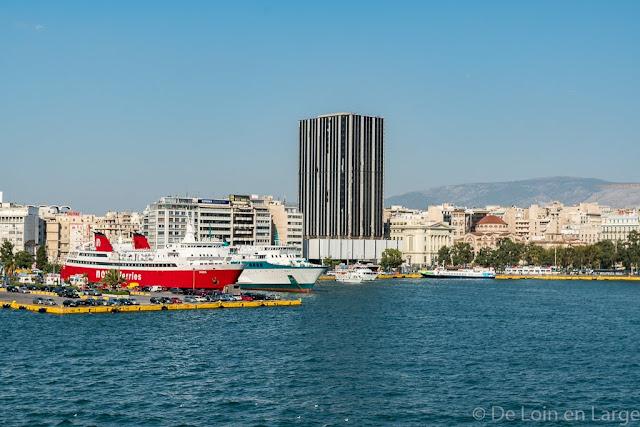 Port du Pirée-Athènes-Grèce