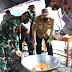 Menuju New Normal, Dapur Lapangan Forkopimda Layani Kebutuhan Makan Masyarakat di Distrik Cilacap