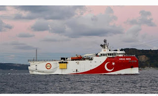 Turkey rejects maritime deal between Greece and Egypt