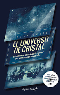 El universo de cristal, por Dava Sobel. Capitan Swing.