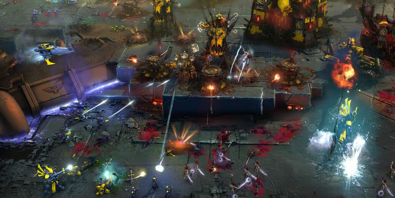 Warhammer 40.000 Dawn of War III PC Full Español