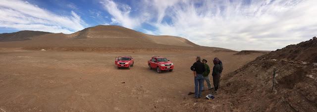 Atacama Desert may have harboured lakes, wetlands