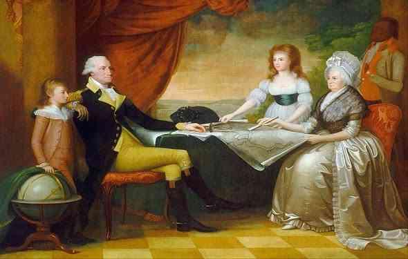 Facts-about-George-Washington-حقائق-عن-جورج-واشنطن
