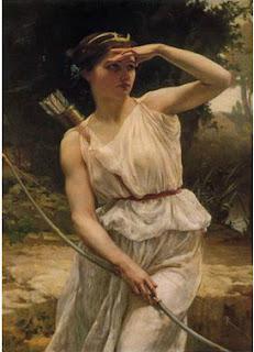 Ελληνική Μυθολογία - Μέρος Τρίτο: ΆΡΤΕΜΙΣ