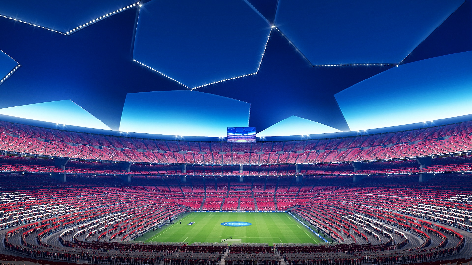 PES 2021 The Ultimate Stage Stadium - V2