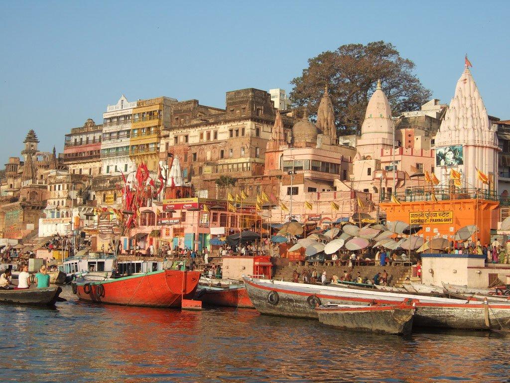 reggaepsyc: Varanasi