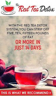 Is the red tea detox legit?