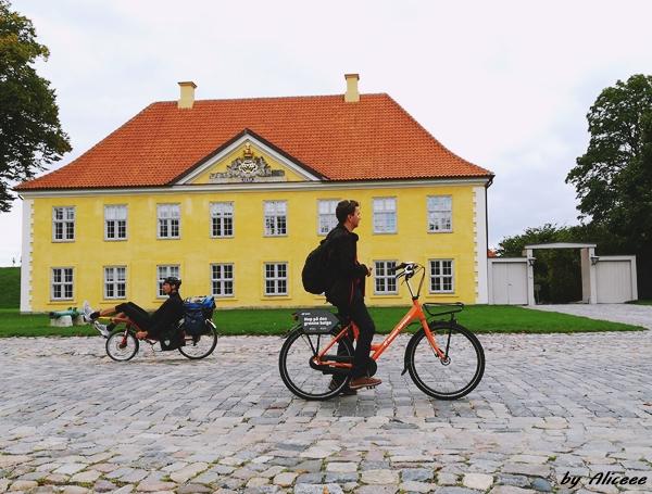 Fortăreața-Kastellet-Copenhaga