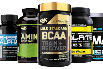 6 Best Supplements for muscle formation