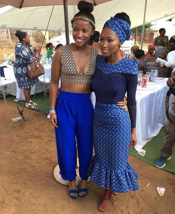 11 Bff Goals Outfits~African Inspired