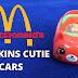 Happy Meal Shopkins Cutie Cars - Orange Rush