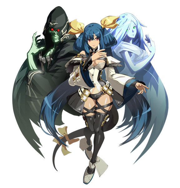Dizzy Guilty Gear Xrd REVELATOR