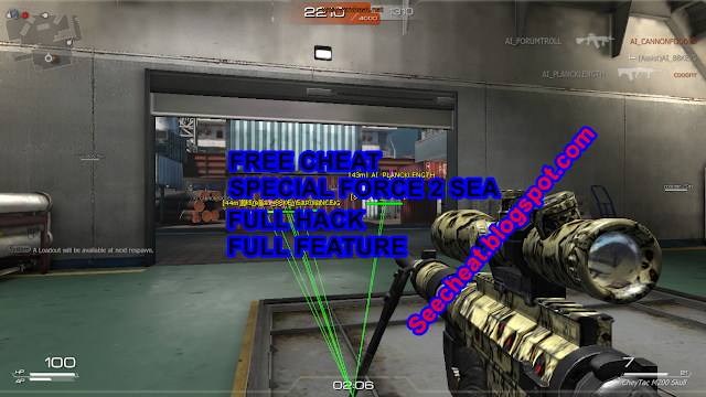 xigncode special force 2