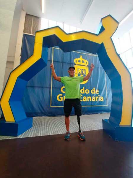 Ha muerto el nadador Carmelo Santana, `El Jefe´