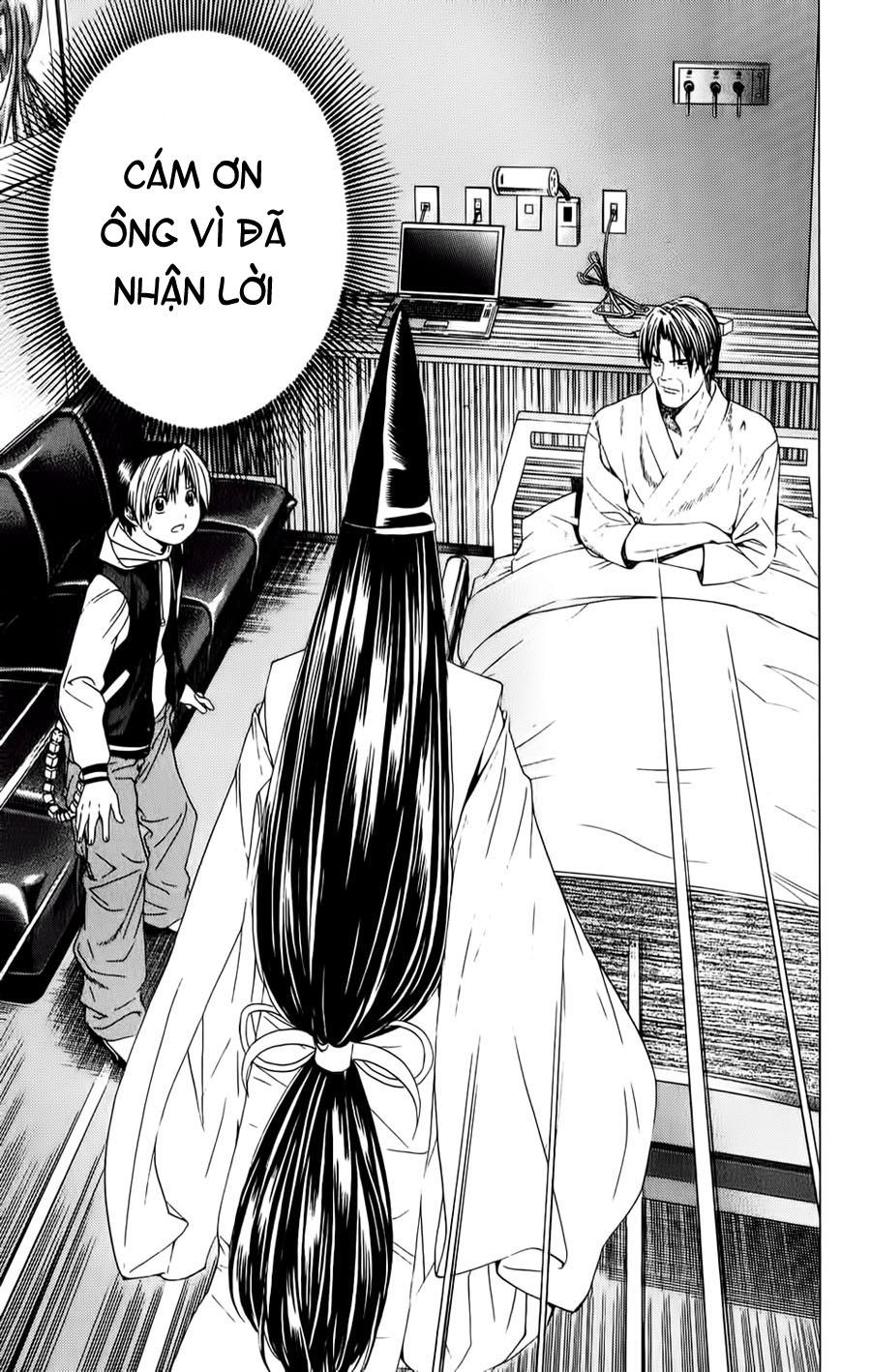 Hikaru No Go hikaru no go chap 108 trang 20