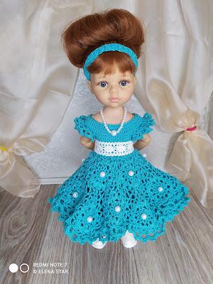 Платье А - ля стиляга